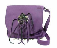 RUSTY New Ladies Handbag Shoulder Hand Bag Purple SHINDIG