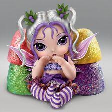 Gum Drop Delight A Fairy Sweet Christmas Ashton Drake Jasmine Becket-Griffith