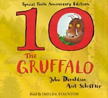 The Gruffalo 10th Anniversary Edition - Julia Donaldson | CD