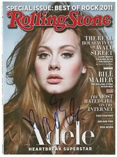 New Grammy Award Winner Adele Singer Songwriter Autograph Signed Photo Reprint