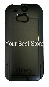 OtterBox Commuter Series Case for HTC One M8 - Black