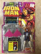 1994 Toy Biz Iron Man Action Figure - Spider Woman