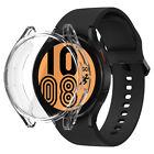 Galaxy Watch 4 Case | Spigen ®[ Ultra Hybrid ] Shockproof Slim Clear Cover