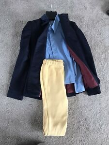 Boys horse Riding Lead Rein Showing Outfit Showjumping Pony Club Age 7/8 Bundle