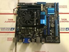 m5a78l-m plus/usb3 AM3+ With Cpu And Ram