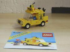 Lego Bausatz 6521 Straßenwärter mit Bauanleitung