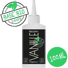 E-liquide Bio* Vanille 50|50 50ml 0/3/6/8/9/10mg E-Cigarette 🔥PRIX PROMO🔥