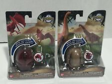 bandai Hatch'n Heroes Brachiosaurus and Pteranodon