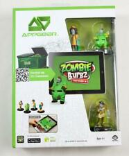 AppGear Zombie Burbz Game & Figures for Apple iOS iPad Android No. 0123 NEW