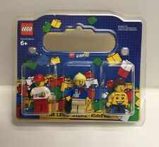 LEGO 2016 Kidsfest exclusive minifigure set 3-pack store 852766- NIP sealed