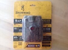 Browning RANGE OPS XR HD Trail Deer Game Camera (8MP) BTC-1XR + MEMORY CARD