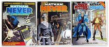 Lotto 3 Fumetti NATHAN NEVER - n. 91 + 2 speciali