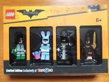LEGO Toys R Us Batman Limited Edition Figurine Pack de 4