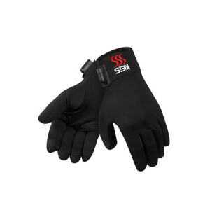 KEIS Heated Inner Gloves (Dual Power) X200 powered from 12v or Battery Pack