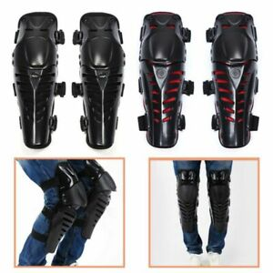 2Pcs Unisex Knee Pads Protective Motorcycle Guard Leg Braces Sleeve Protector