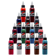 Mom's Inks 14-Bottle Color Set 2 -1/2 oz