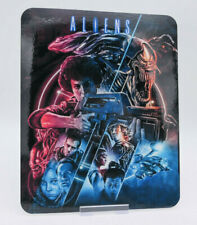ALIENS - Glossy Fridge / Bluray Steelbook Magnet Cover (NOT LENTICULAR)