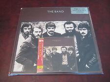 THE BAND BROWN ALBUM AUDIOPHILE RARE UK 180 GRAM LP + REPLICA JAPAN GATEFOLD CD