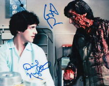 AN AMERICAN WEREWOLF IN LONDON.. David Naughton and Griffin Dunne - SIGNED
