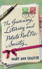 The Guernsey Literary and Potato Peel Pie Society,Mary Ann Shaffer, Annie Barro
