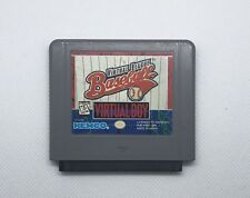 Virtual League Baseball Virtual Boy