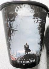 STAR TREK INTO DARKNESS movie promo CUP JJ Abrams Khan Benedict Cumberbatch