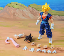 Demoniacal Fit Dragon Ball Z DBZ SSJ Ultimate Fighter Goku Vegeta Vegito Figure+
