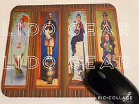 Disney HAUNTED MANSION STRETCHING PORTRAITS RECTANGLE Mouse pad - NEW