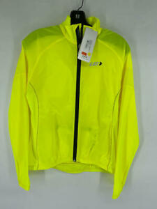Louis Garneau, Women's Modesto 3 Bike Jacket, Bright Yellow, Large