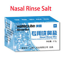 30PACKS Nasal Wash Salt Sinus Rinse Mixture Relieves Allergies & Sinus Symptoms