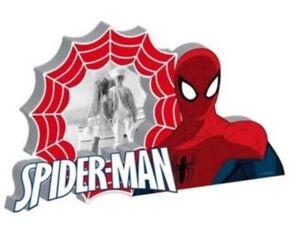 Official Marvel Spiderman Wooden Photo Frame Kids Spider Man