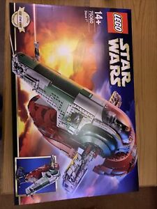 LEGO Star Wars Slave I (75060) UCS BRAND NEW RETIRED RARE COLLECTABLE SET
