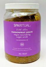 SPAritual Limited Edition  Passionfruit Agave Vegan Nourishing Sugar Scrub 64 oz