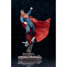 Superman Dc Comics Kotobukiya - Batman Vs Superman 1/10