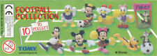 Tomy UK Minifigures - Disney - Football Collection Series - Choose a character!