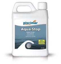PM-660 Aqua Stop: sellador de fugas y poros en piscinas. Botella 1.4 Kg.