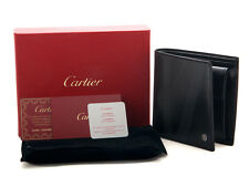 Cartier Pasha de Cartier Roman Numerals Leather Wallet L3000922 Retail: $485.00