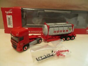 HERPA  154956  ----   Cont.  SZ        ---   Sped.  HOYER   ---  DAF