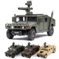 1:32 HMMWV Humvee M1046 TOW Missile Carrier Military Model Kit Car Collection