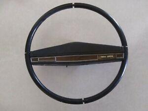 68 69 70 71 72 73 74 Buick Skylark GS Sport Steering Wheel Horn Cap # 399332 Red