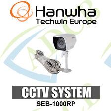Samsung SEB-1000RP High Res IR LED External CCTV Bullet Camera Night Vision