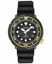 Seiko Prospex Men's Black Watch - SNE498
