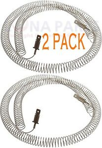 2 Pk, Dryer Heating Element for Frigidaire, AP2135128, PS451032, 5300622034