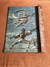 Rare 1946-47 BALLET THEATRE PROGRAM San Francisco Opera Assn. Cecil Beaton