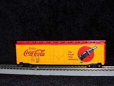 RARE ** TYCO ** Coca-Cola ** COKE ** 50' BOX CAR ** HO Scale Train *mint*