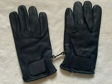 Turtleskin Tatical Cut Proof Leather Gloves Xl Blue Police Corrections New