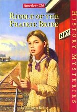 Riddle of the Prairie Bride (American Girl History