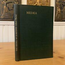 RARE Media Euripides Gilbert Murray Ancient Greek Myth Plays Philosophy Antique