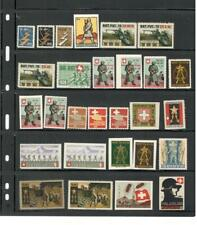 SWITZERLAND MILITARY LOCAL POST COLLECTION