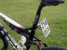 Kennzeichenhalter E-Bike Elektrofahrrad Bosch Elektro-Mountainbike Haibike XDURO